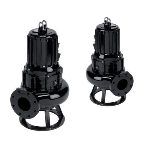 Pompe submersible fonte